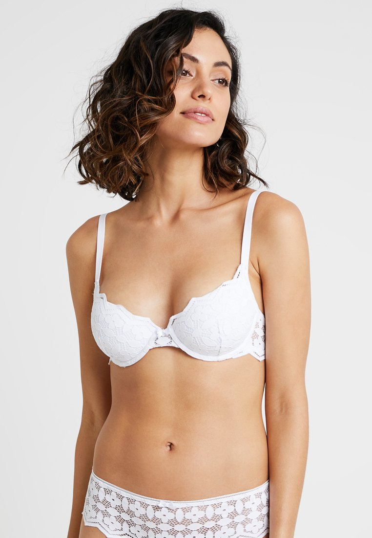 Etam - MOMENTO CLASSIQUE - Underwired bra - blanc