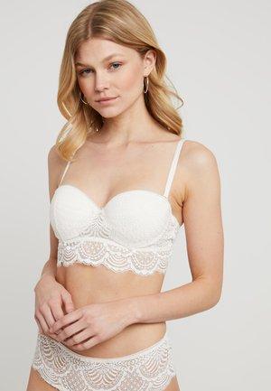 SIRENE BANDEAU - Olkaimettomat/muut rintaliivit - off-white