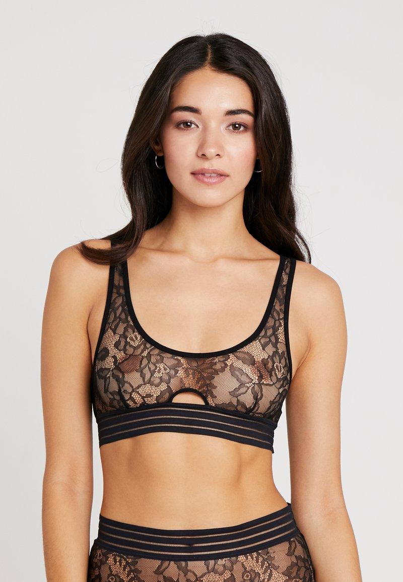 Etam - FRAGMENT BRASSIERE - Triangle bra - noir
