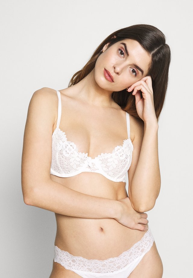 SUCCESS CLASSIQUE - Underwired bra - perle