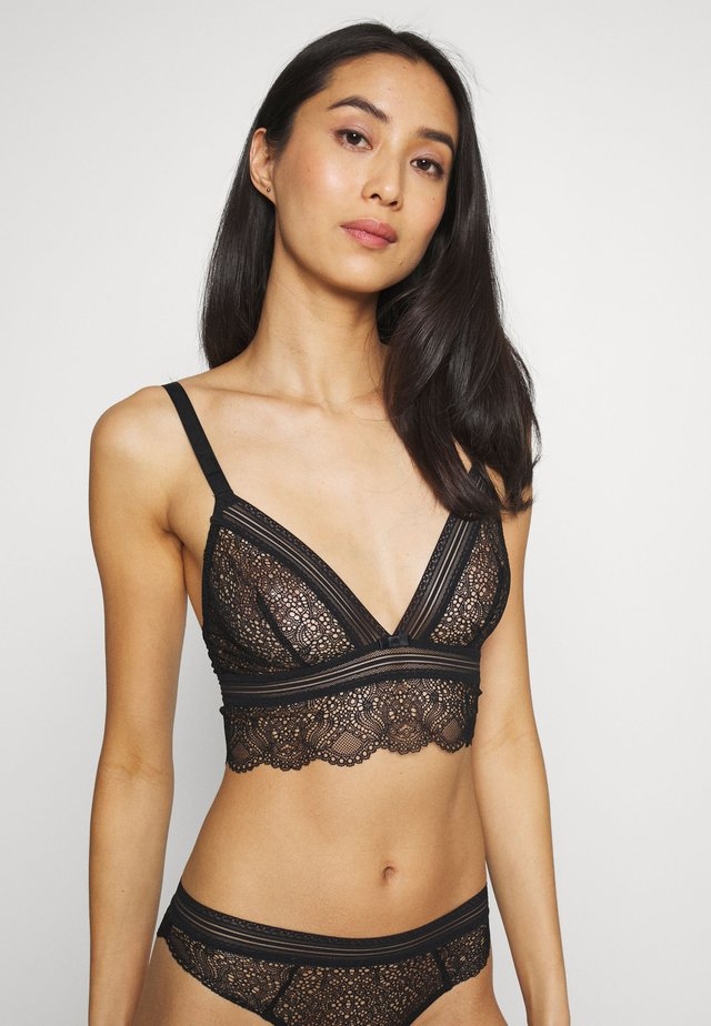ROAD - Triangle bra - noir