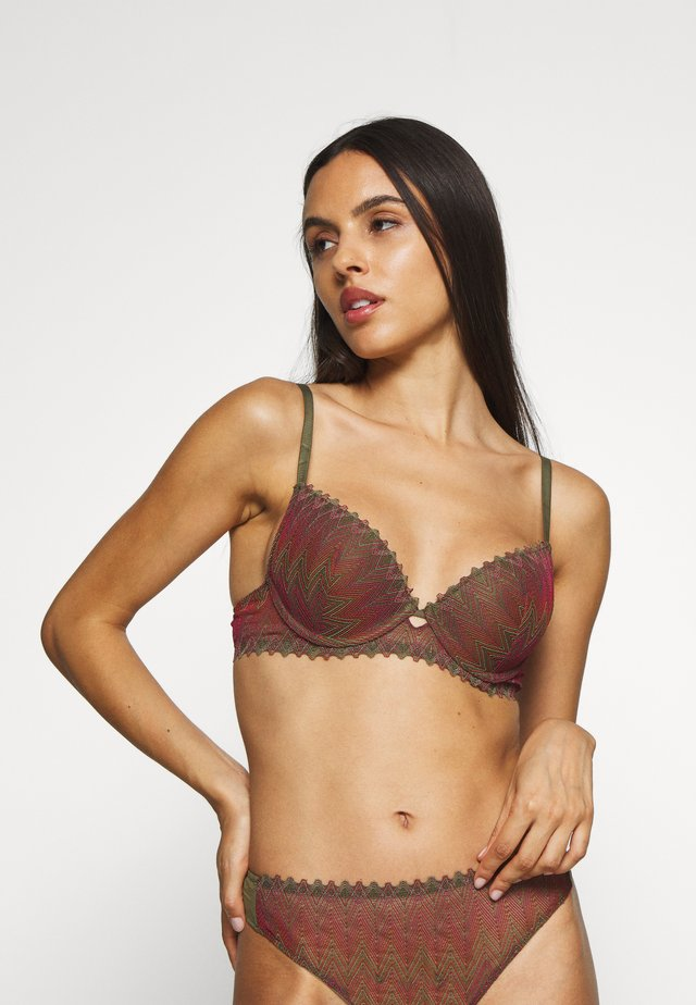 JADA N°2 CLASSIQUE - Push-up podprsenka - multicolor