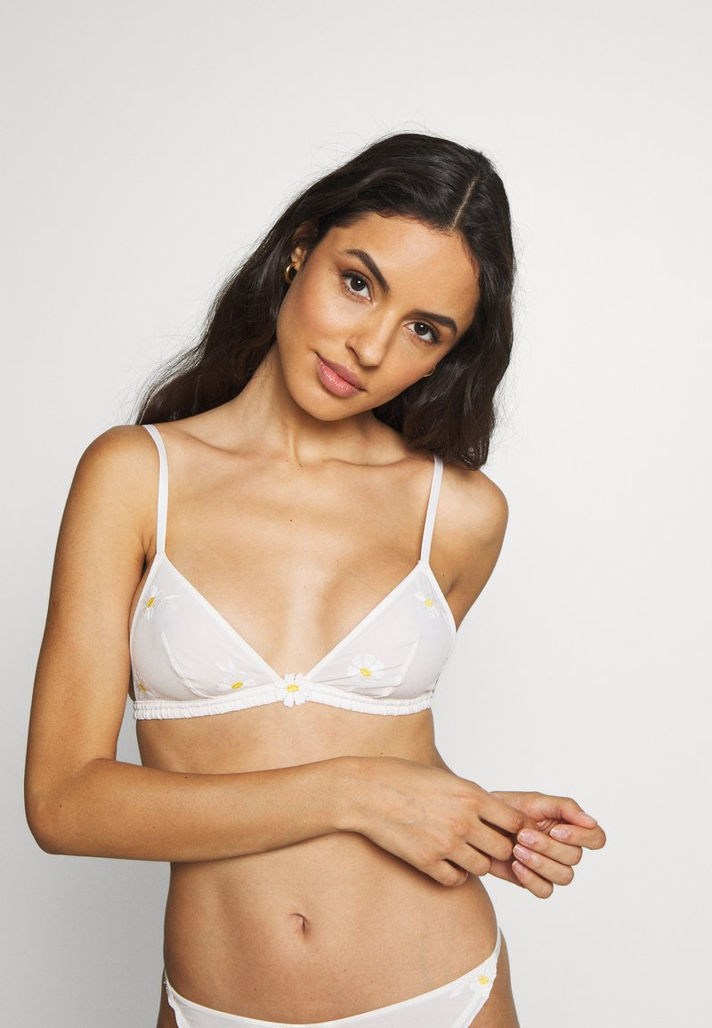 Etam - SUNKISS - Triangle bra - blush