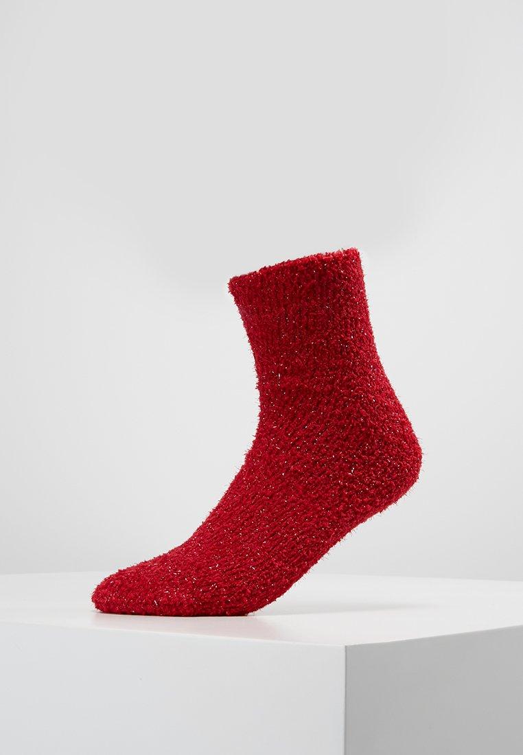 Etam - HOME CHAUSSETTE - Socks - rouge