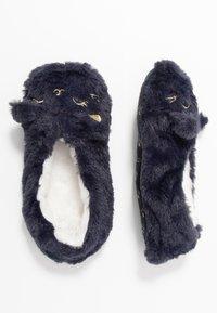 Etam - CHAT-SOCKS - Pantofole - indigo - 3