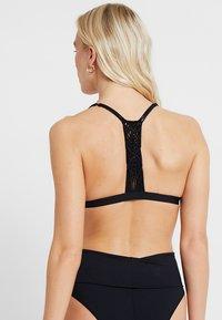Etam - FOREVER TRIANGLE - Bikini top - noir - 2