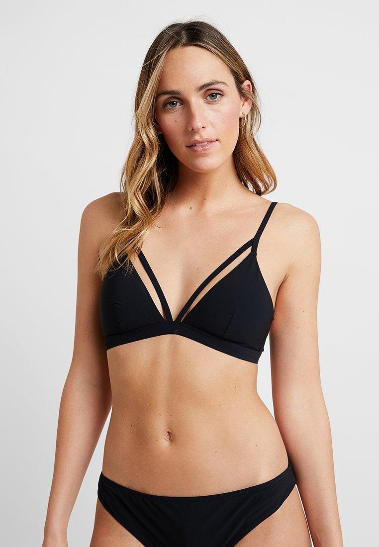 Etam - VANDA TRIANGLE - Bikini-Top - noir