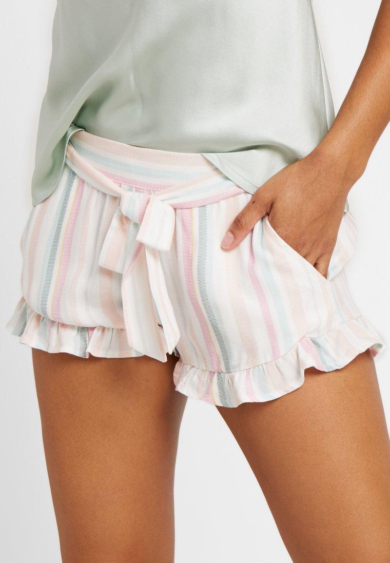 Etam - FLAVIO SHORT - Pyjamahousut/-shortsit - rose