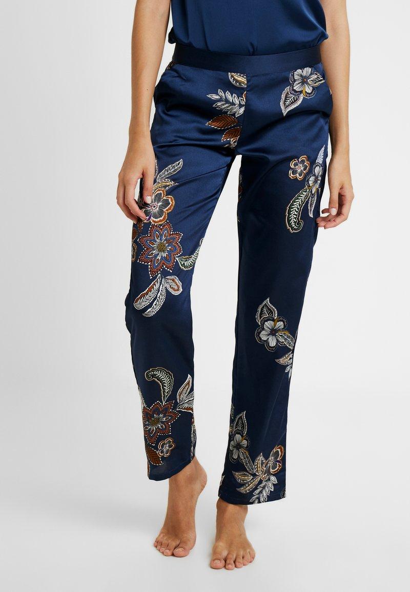 Etam - ALABAMA PANTALON - Nattøj bukser - bleu