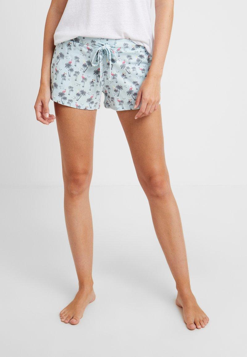 Etam - CATLYN SHORT - Pyjamasbyxor - bleu