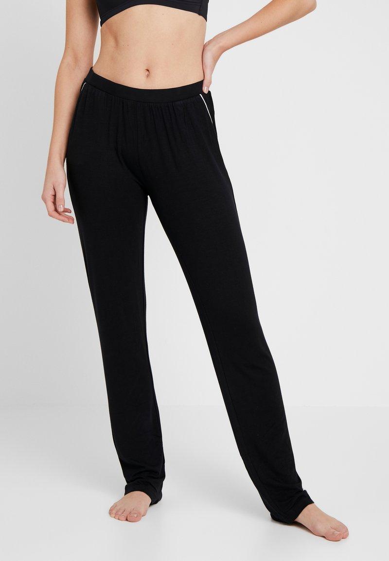 Etam - WALLY - PANTALON - Pyjamasbukse - noir
