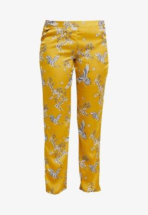 FEDORA PANTALON - Pyžamový spodní díl - anis
