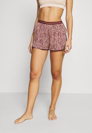 GAZELLE SHORT - Pyjama bottoms - rose