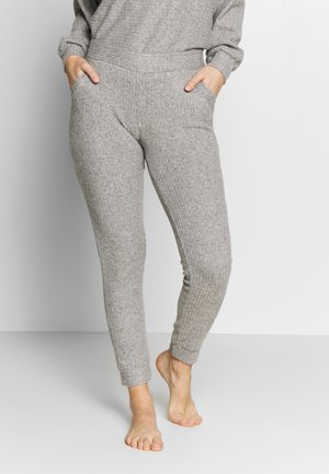 MAYA PANTALON LOUNGEWEAR - Nattøj bukser - gris