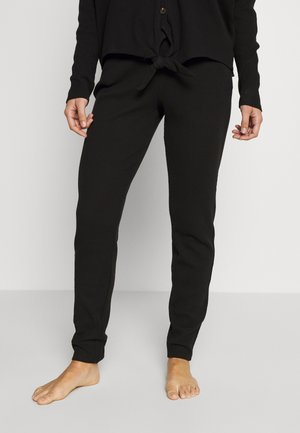 MELOUA PANTALON LOUNGEWEAR - Pyjamasbukse - noir