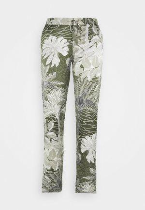 COLONIAL PANTALON - Pyjamasbukse - khaki