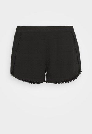 JENA SHORT - Pyžamový spodní díl - noir