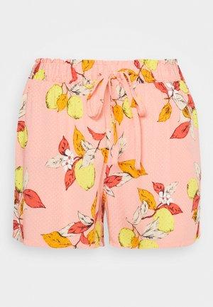 CLEO SHORT - Pyjamasbukse - rose