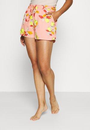 CLEO SHORT - Spodnie od piżamy - rose