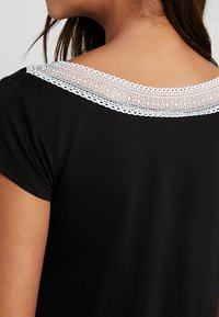 Etam - MINIA NUISETTE - Noční košile - noir - 5