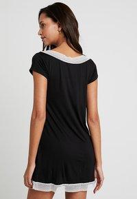 Etam - MINIA NUISETTE - Noční košile - noir - 2