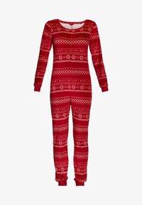 Etam - CONEY COMBI - Pijama - rouge - 3