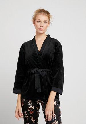 ELLY SET - Pyjama set - noir