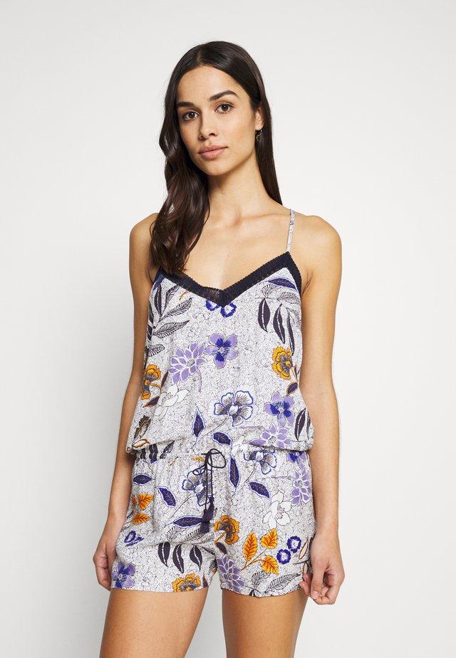 MIRAGE COMBISHORT - Pyjama - ecru