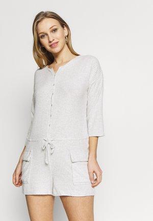 COMBISHORT LOUNGEWEAR - Pyjama - ecru