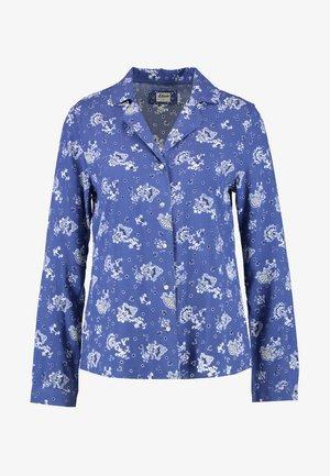 FREDA CHEMISE - Pyžamový top - indigo