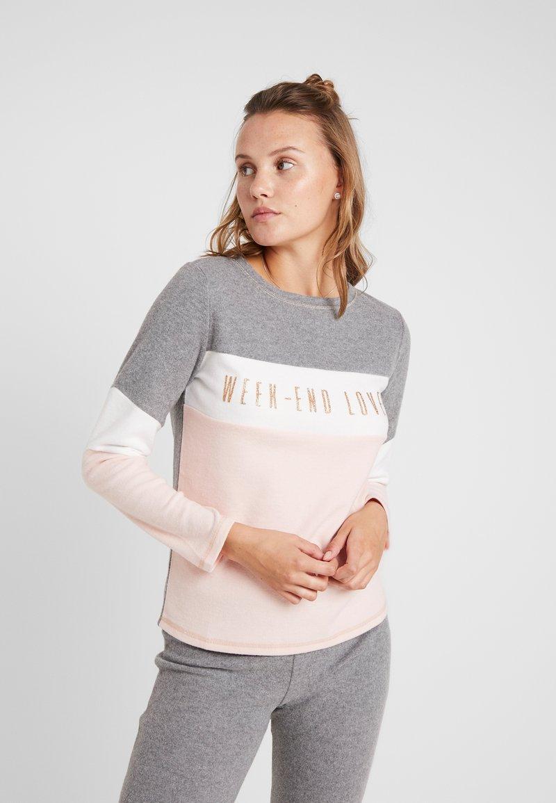 Etam - Nachtwäsche Shirt - rose poudre