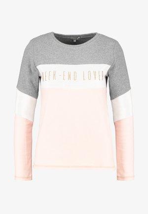 Nattøj trøjer - rose poudre