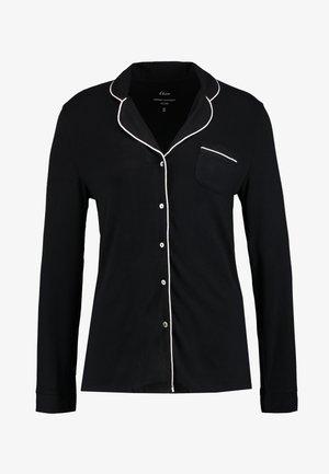 WALLYNE CHEMISE - Pyžamový top - noir