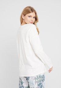 Etam - ARMELE - Nachtwäsche Shirt - ecru - 2