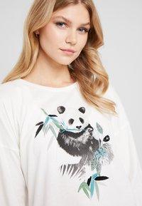Etam - ARMELE - Nachtwäsche Shirt - ecru - 4