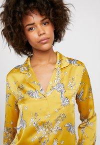 Etam - FEDORA - Pyžamový top - jaune - 4