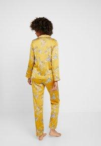 Etam - FEDORA - Pyžamový top - jaune - 2