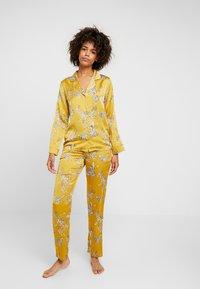 Etam - FEDORA - Pyjama top - jaune - 1
