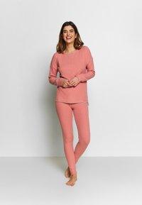 Etam - CACTUS - Camiseta de pijama - rose poudre - 1