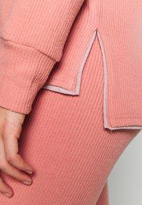 Etam - CACTUS - Camiseta de pijama - rose poudre - 4