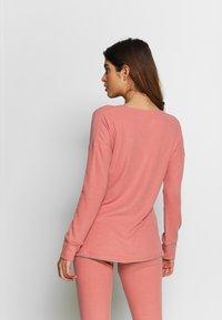 Etam - CACTUS - Camiseta de pijama - rose poudre - 2