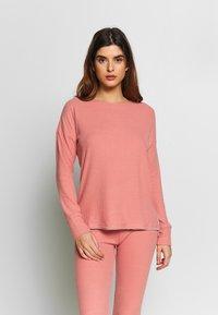 Etam - CACTUS - Camiseta de pijama - rose poudre - 0