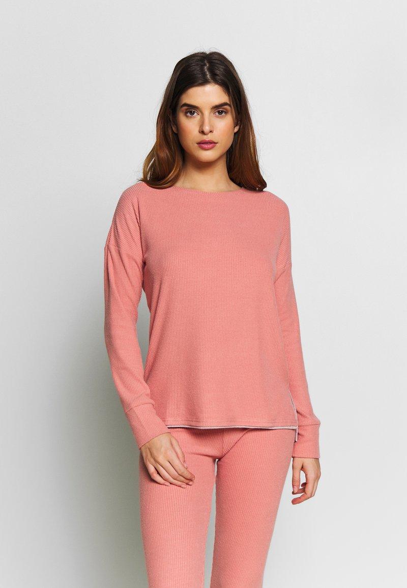 Etam - CACTUS - Camiseta de pijama - rose poudre