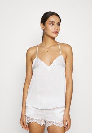KARMA - Pyjama top - ecru