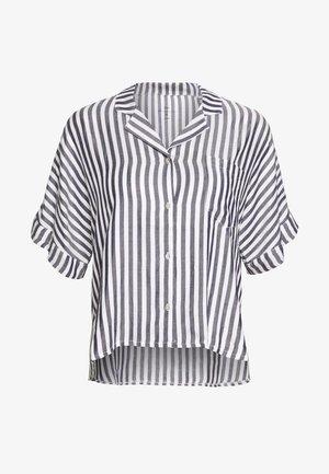 SONG CHEMISE - Pyjama top - marine