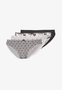 Etam - MONICA 4 PACK - Briefs - noir - 3