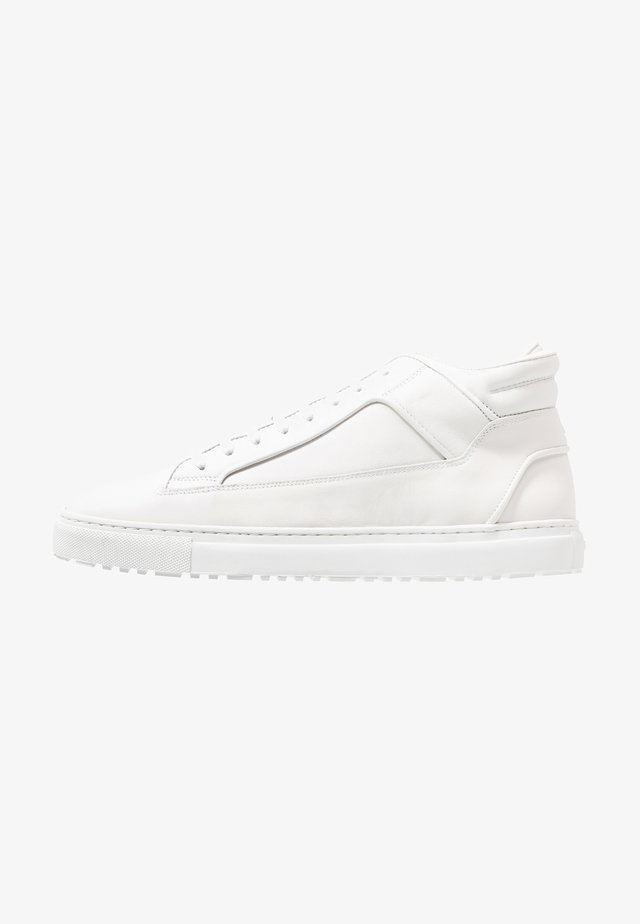 Sneakers high - white