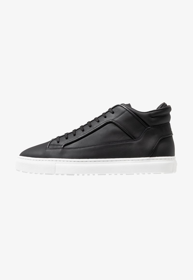 ETQ - Höga sneakers - black