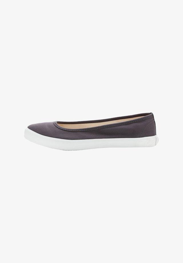 Ballet pumps - gray
