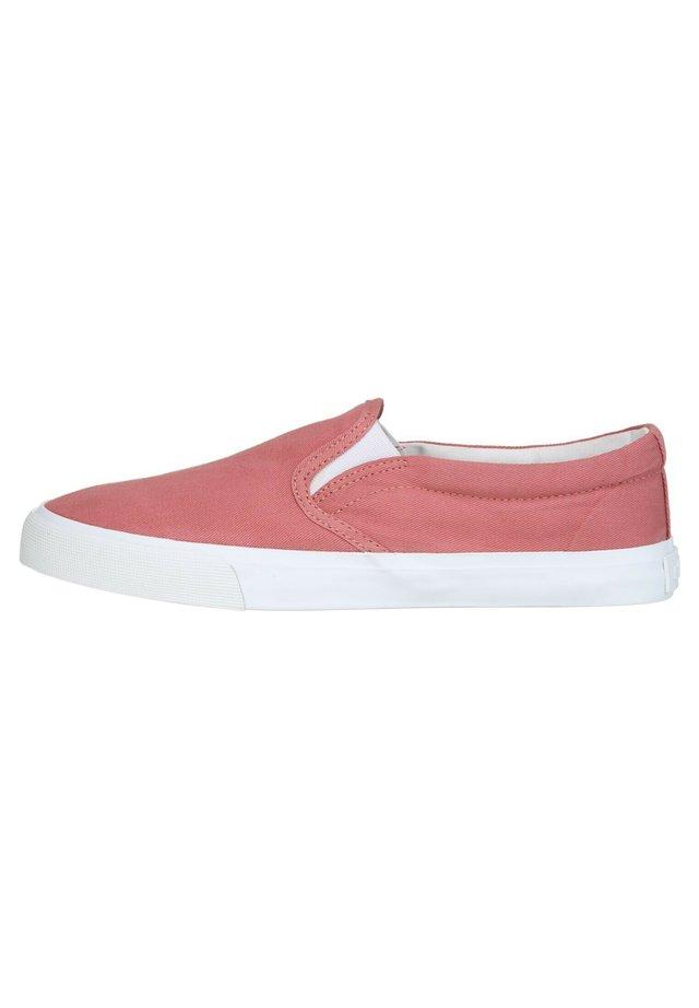 Slip-ons - rose dust